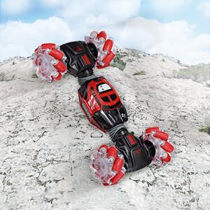 climbing car