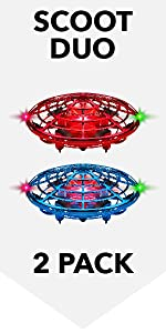 hand operated controlled held drone drones for kids scoot hands free flying ball air hogs supernova