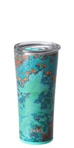swig life skinny tumbler lid dishwasher safe cold drink ice 22oz easy to hold all day water hours