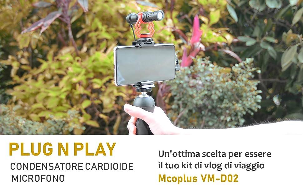 camera microphone