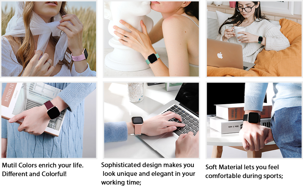 Soft Materials make it comfortable to use all the time!