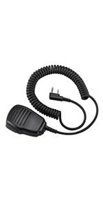 shoulder speaker mic
