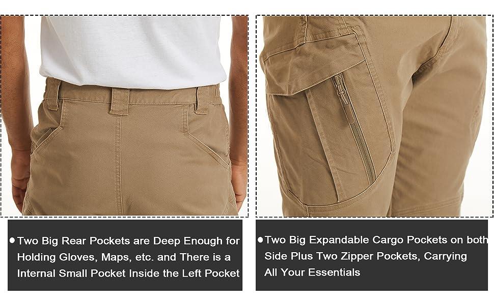 work pants for men cargo pants for men