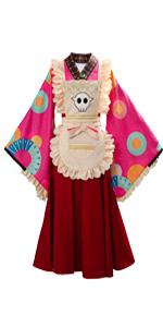 Yashiro Nene Kimono