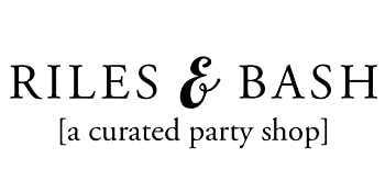 Riles & Bash Party Supplies, online party shop, pinatas, balloons