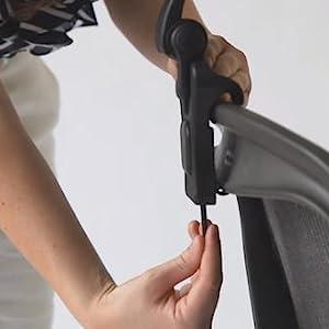 Herman Miller Aeron chair headrest h3 h4 a b c carbon graphite mesh matches ergonomic