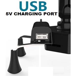 Universal Charging USB Port