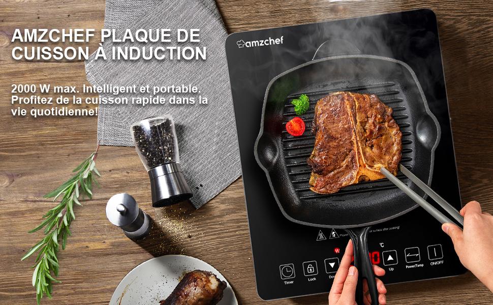 plaque induction Plaque à induction