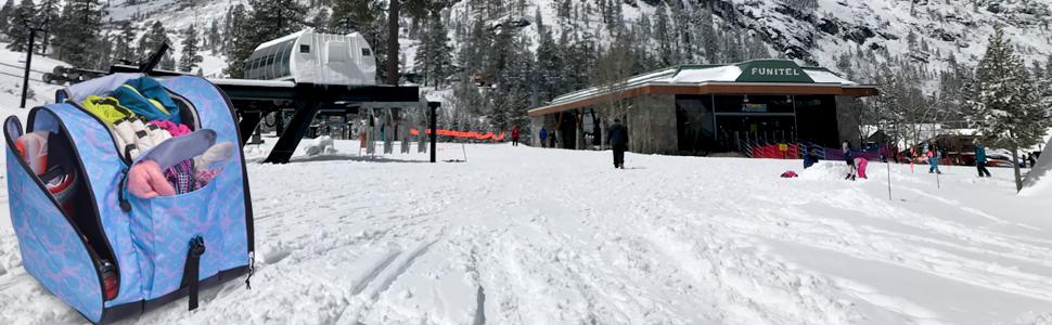 talvi x talvi ski boot gear bag