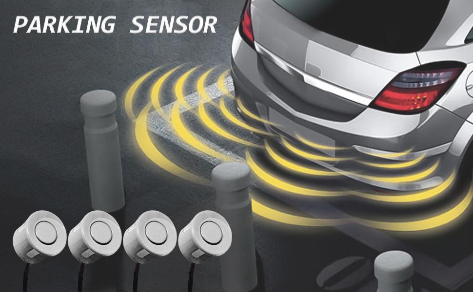Carzex Car Parking Sensor