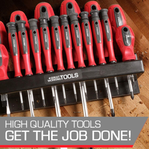 Great Working Tools get the job done!