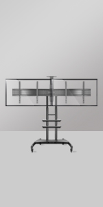 mobile tv stand TS3881