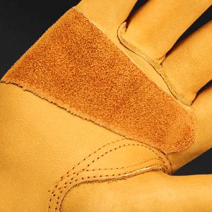 Reinforced Palm Patch wear-resistant