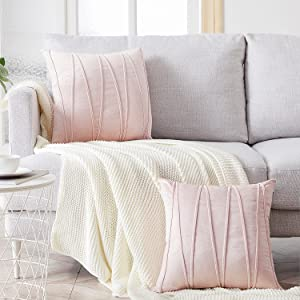 Material of Pillow Covers