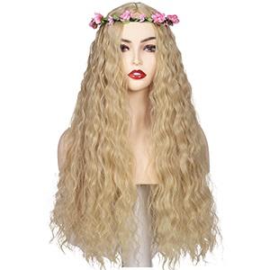 Carole Baskin wig