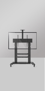 TS2811 mobile tv stand