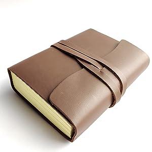 JOURNAL Writing Notebook Antique Handmade Leather Notepad Men Women Art Sketchbook Travel Diary