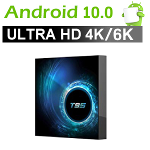 ultra hd smart tv box