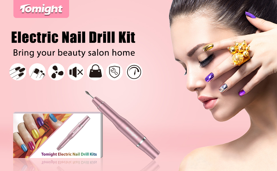 Tomight Nail Drill Machine
