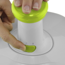 Brieftons Express Food Chopper - compact storage