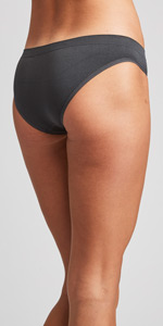 cheekini cheeky panty brief bikini seamless nylon spandex elastic stretch low rise comfort comfy