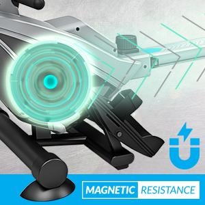 Magnetic Resistance + Braking