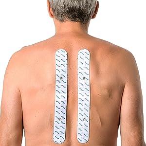 Lange rugelektroden