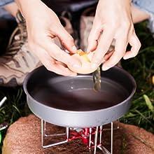 cooking camping kit