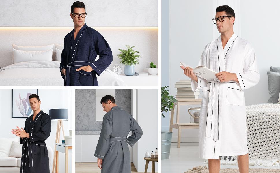 spa bath shower hot tube robe