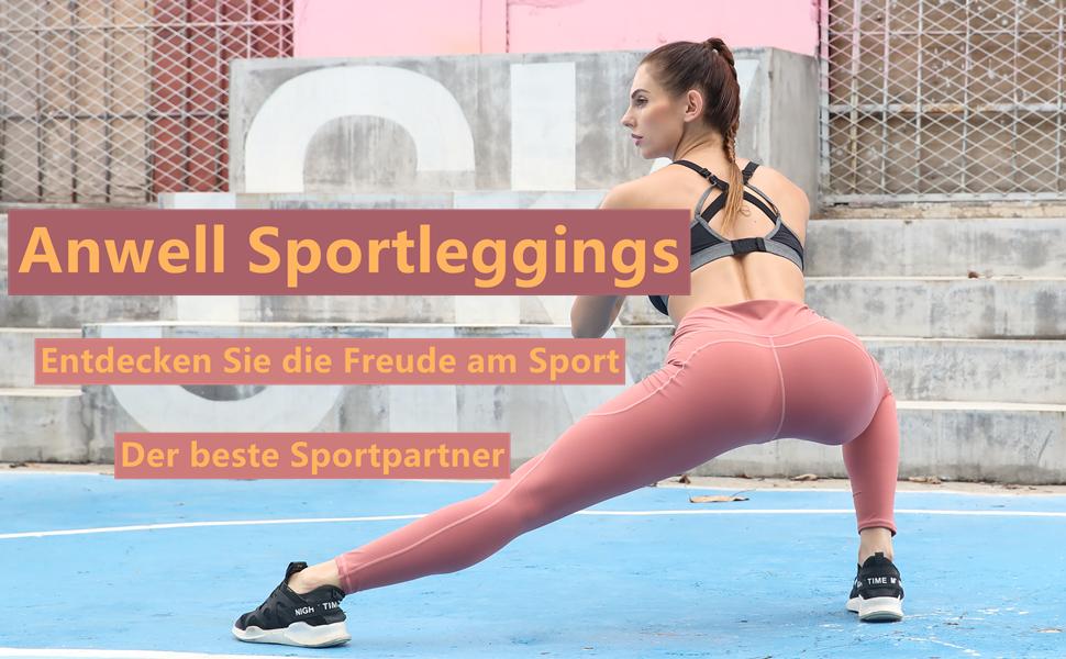 Anwell sports leggings