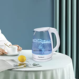 glas wasserkocher