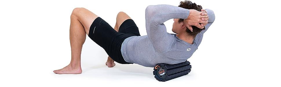 Back Roller, Muscle Roller, Massage Roller, Self Myo-Fascial Release, Foam Roller