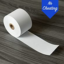 Thermal paper, pos paper, cashier paper, casheir, pos rolls, rolls of paper, 70 feet