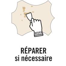 réparer cuir