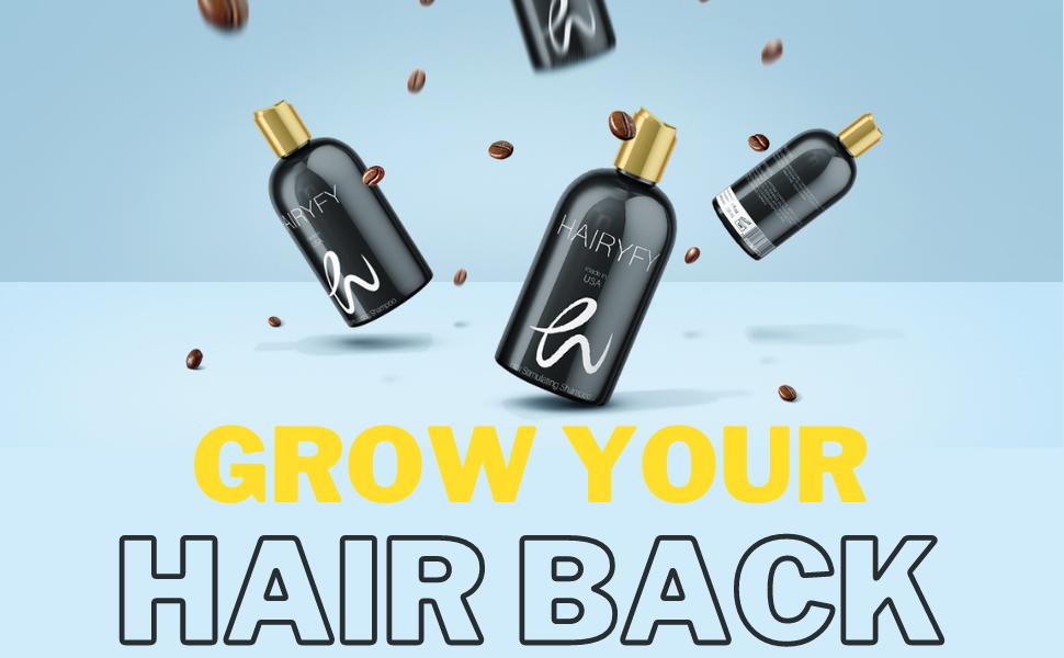 caffeine hair loss shampoo