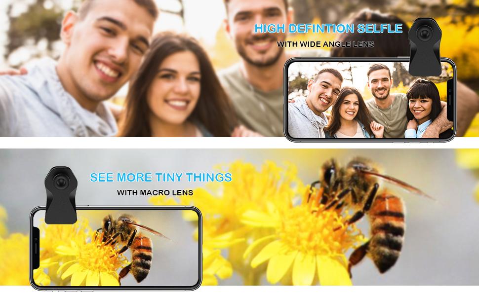 Lens Kit for Smartphone
