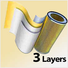 68197867AA 68157291AA 5083285AA 3 layers filter