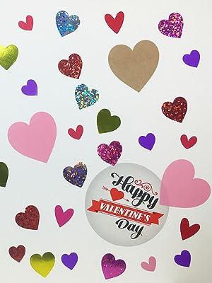 diy craft supply Metal Paper Card making scrapbooking supplies hearts valentine/'s day wedding Matte Silver Heart Brads: Lot of 24 Pieces