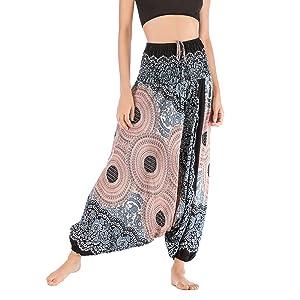 baggy yoga pants for women