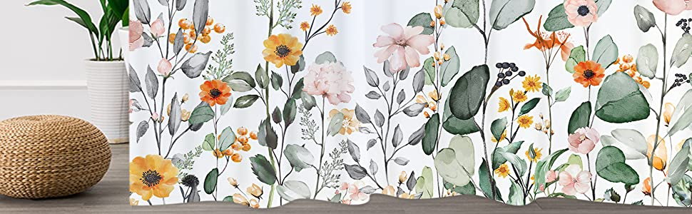 Plant and Flowers Design