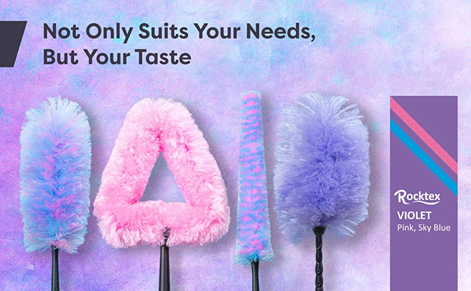 Not Only Suits Your Needs, But Your Taste