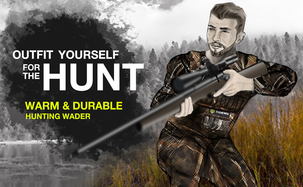hunting wader