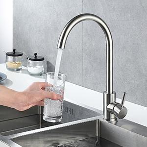 island sink faucet