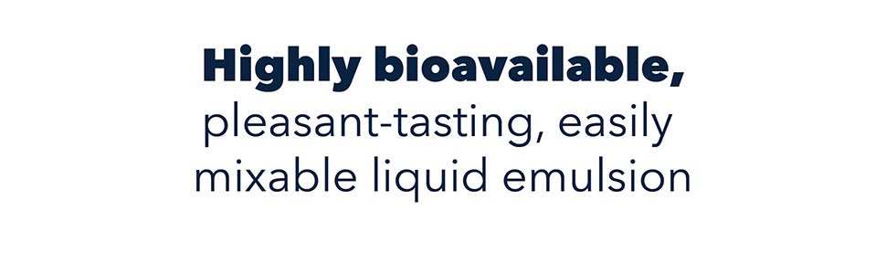 Bioavailable Emulsion