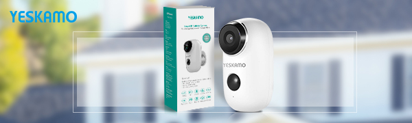 la camara video vigilancia