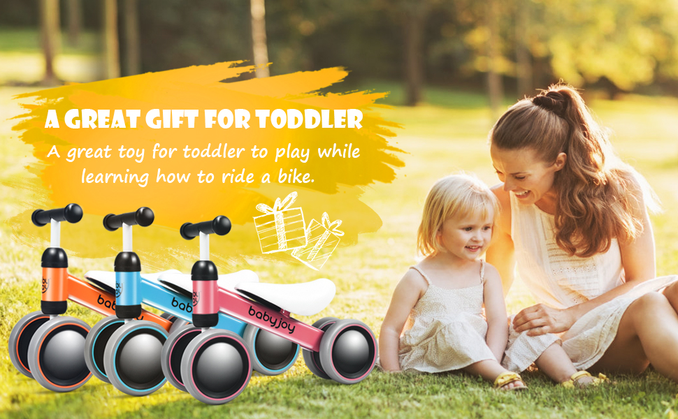 ride-on toys gifts for toddler boys and girls