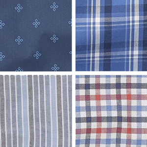 wide range of colours and patterns for every occasion