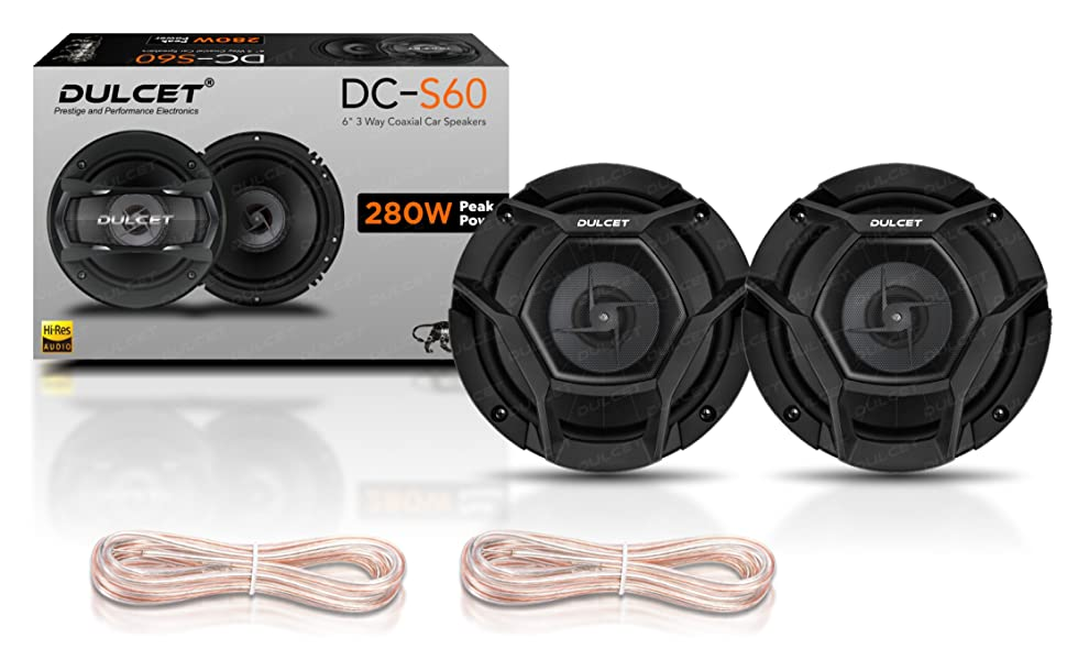 DC-S60 What's Inside the Box Image