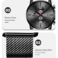 Mesh Stainless Strap
