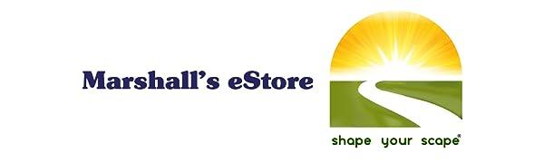 Marshall's eStore Shape your Scape garden staples sod staples soaker hose